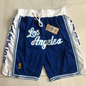 🥂NWT🥂Lakers vintage blue shorts🥂